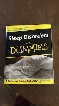 Sleep disorders for dummies by max hirschkowitz Pass Christian, 39571