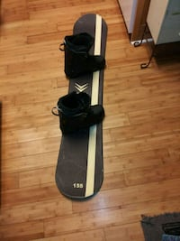 VISION SNOWBOARD 155 Great condition. Also Clearwater, 33755