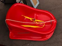 red and white plastic container 米西索加, L5M 4P1