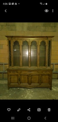 UPDATE - Antique Hutch - still available