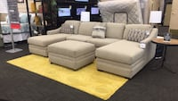 Brand New Sectional w/ Storage Ottoman-DELIVERY INCLUDED ! Norfolk, 23502