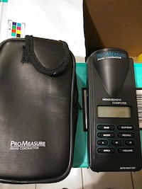 PRO MEASURE DIGITAL ULTRASONIC DISTANCE ESTIMATOR Pickering, L1V 3V7