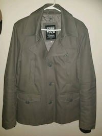 GREY J&J PEA COAT  Windsor, N8X 1L8