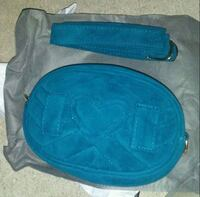 NEW! Blue Suede Fanny Pack! Toronto, M1E 2N1