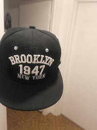 Brooklyn 1947 New York black close cap Lille, 59000