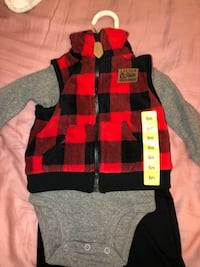 6 month Baby outfit set Tracy, 95377