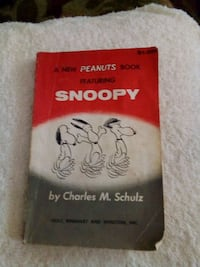 vintage Snoopy book Grand Junction, 81503
