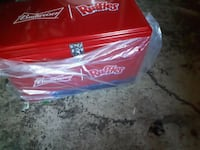Budweiser cooler Beaumont, T4X