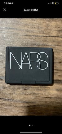 NARS Blush orgasm regular size value $30