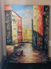 Canvas painting Alexandria, 22306