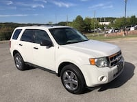 2010 Ford Escape Hoover