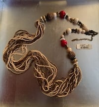 BRAND NEW • $28 with Tag • PETER NYGARD Necklace • $12 FIRM! Winnipeg