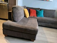 Gray Sectional (World Market)  Washington, 20003