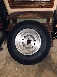 Ultra wheel and tire
