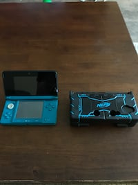Nintendo 3DS Light Blue/Turquoise San Diego, 92128
