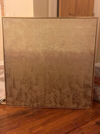 Beautiful Wall Canvas w/ Gold Frame New Orleans, 70125