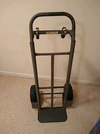 black and gray metal hand truck Owings Mills, 21117