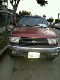 red and black Ford SUV Los Angeles, 90059