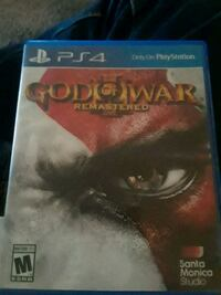 God of War Ps4 San Jacinto, 92583