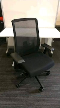 High End Office Chair. Very by Haworth
