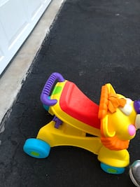 toddler's yellow and red ride on toy Horsham, 19044