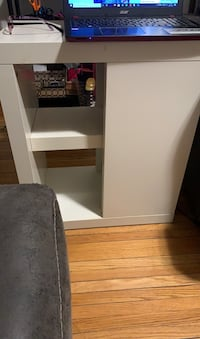 Side table with shelves Toronto, M6P 3K8