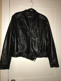 Nevada Leather Jacket (Size L) Ottawa, K2G