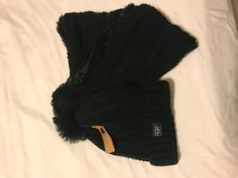 New. Winter hat, scarf and gloves set