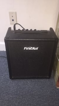 First Act guitar amp Suffolk, 23435