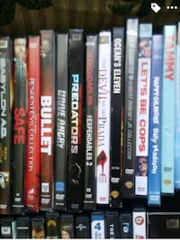 DVD lot 84 km