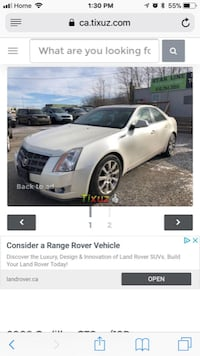 Cadillac CTS for sale  Toronto