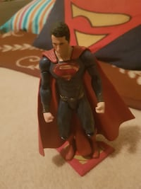 Figura Man of steel Henry cavill  6513 km