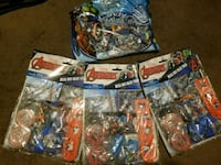 assorted Marvel action figure collection Los Angeles, 91607