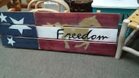 NEW Handcrafted Horse Freedom Wood Picture Prescott Valley, 86314