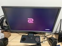 "BenQ 24"" XL2430 1ms 144 Hz Full HD Gaming Led Monitör"