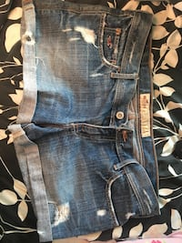 Hollister shorts size 7
