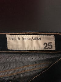 DENIM - citizens of humanity, the castings, rag and bone West Vancouver, V7T