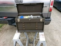Kennedy machinist box with tools obo Springfield, 45504