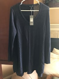 Gorgeous blue Eileen Fisher sweater size L Liberty Township, 45044