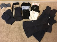 Lot of girls school uniforms, size 6 Palm Coast, 32137