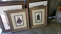 pictures with good frames 25$ each Silver Spring, 20905