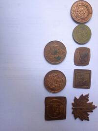 Silver/Brass Coins/Others