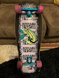 One of a kind! SCRAM cruiser board