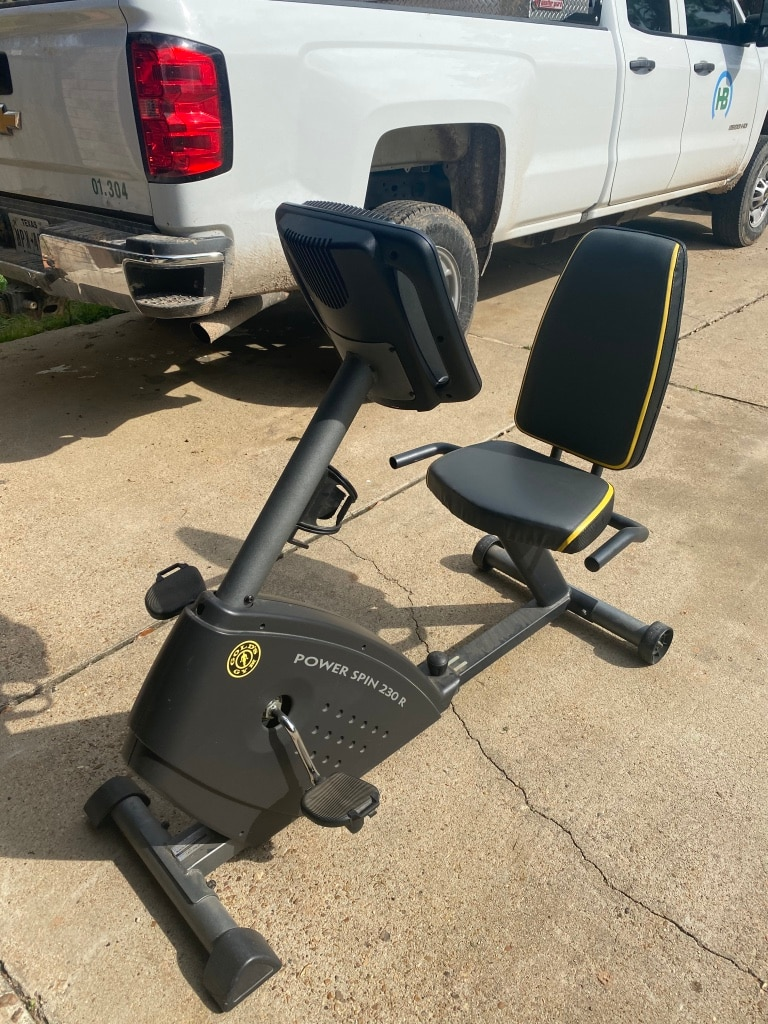 Photo Golds Gym Power Spin 230r