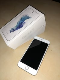 Iphone 6s plateado con caja Madrid, 28012