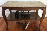 Game console, tv stand