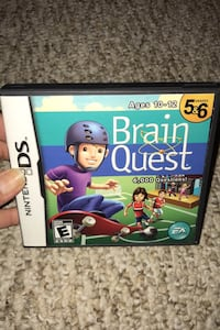 Brain quest ds game Winnipeg, R2K 2K5