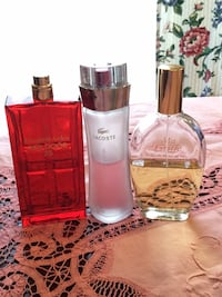 two Avon fragrance bottles with box Red Deer, T4P 3X1