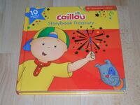 Caillou Storybook Treasury (contains 10 stories) Surrey