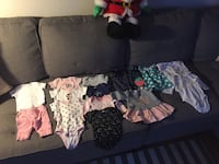 assorted-color clothes lot Mississauga, L5A 3X1